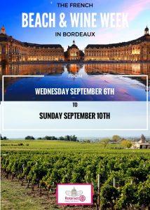 BEACH+WINE WEEK IN BORDEAUX @ Bordeaux | Nouvelle-Aquitaine | Frankreich