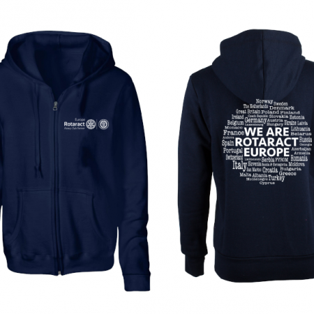 Rotaract Europe Hoodies
