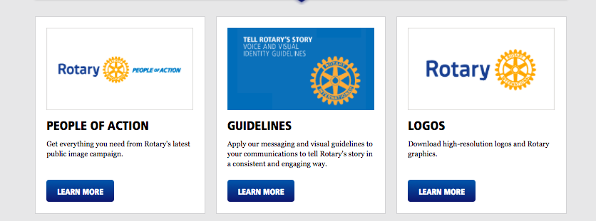 Rotary Logo Guidelines