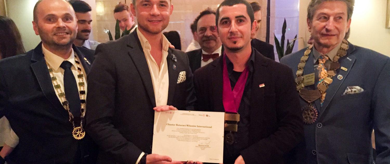 Rotaract Luca Bertolotto