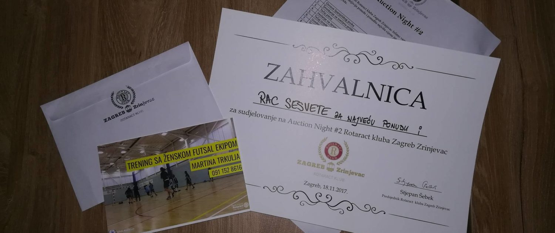 Croatia - Rotaract Club Zagreb Zrinjevac
